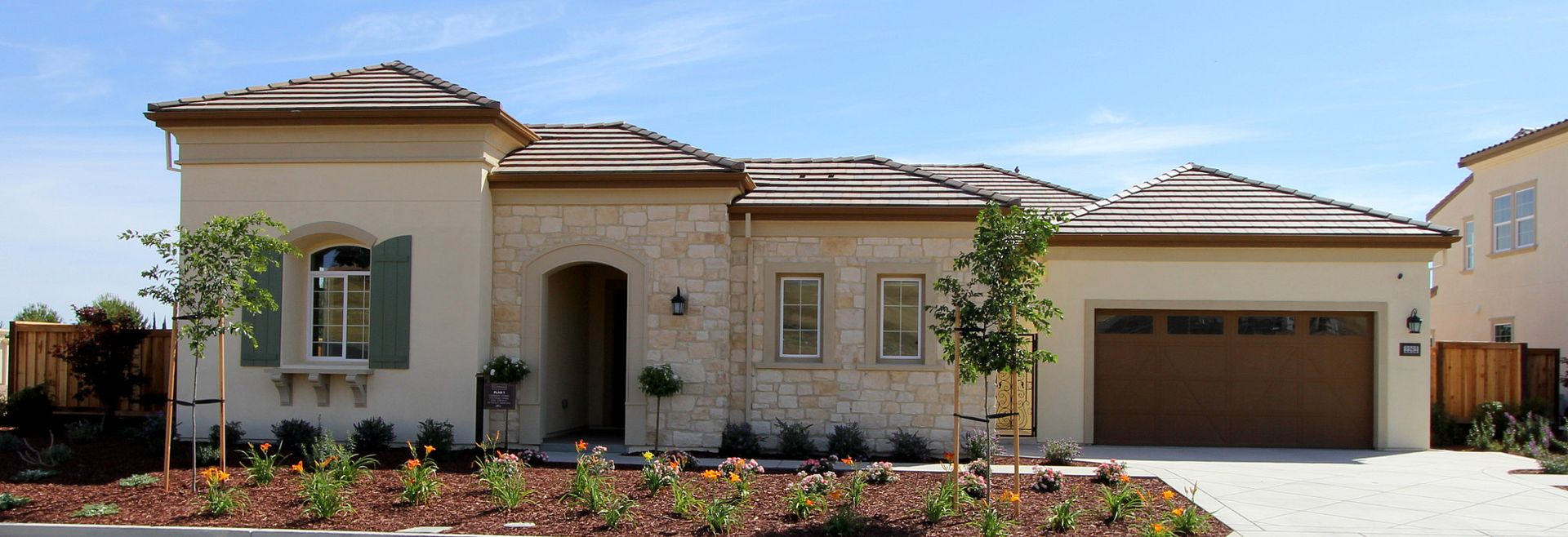 Vista Dprado by Shea Homes in Brentwood, CA