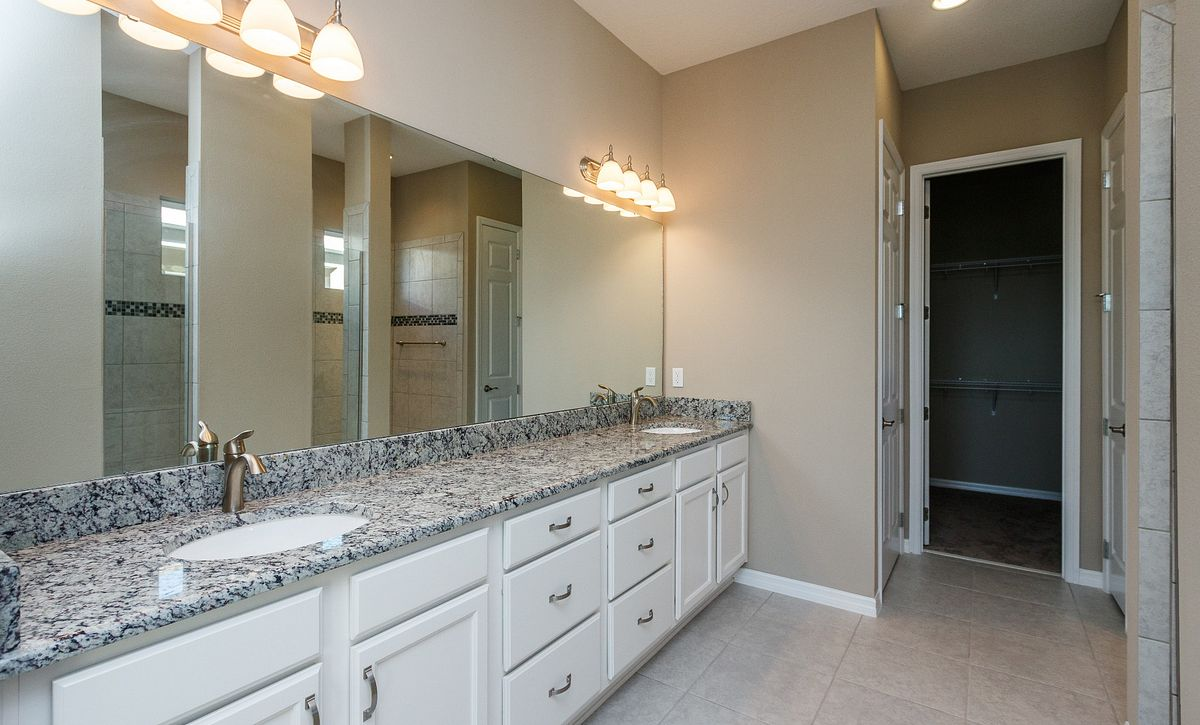 Trilogy Orlando Imagine Plan Master Bath