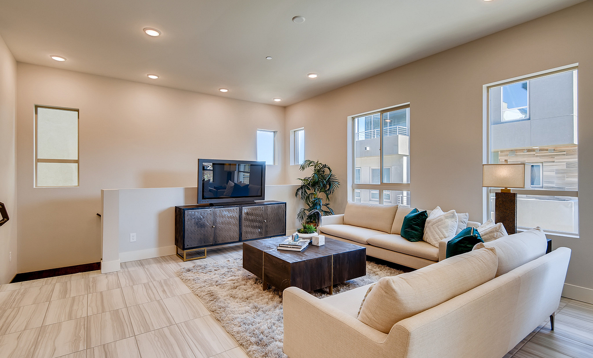 Trilogy Summerlin Inspire Great Room