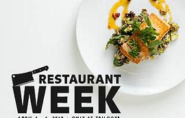 Restaurant Week at The Grille
