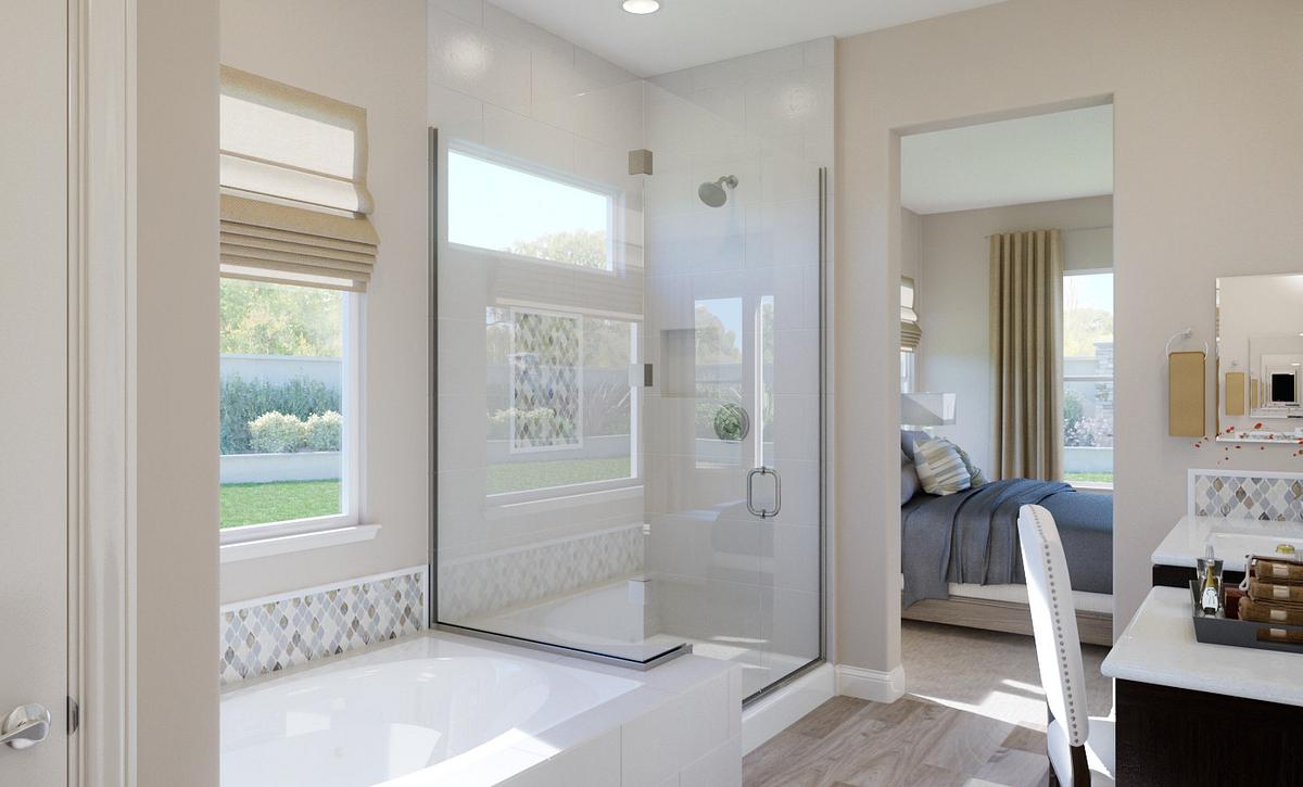 Trilogy Rio Vista Verano Master Bathroom