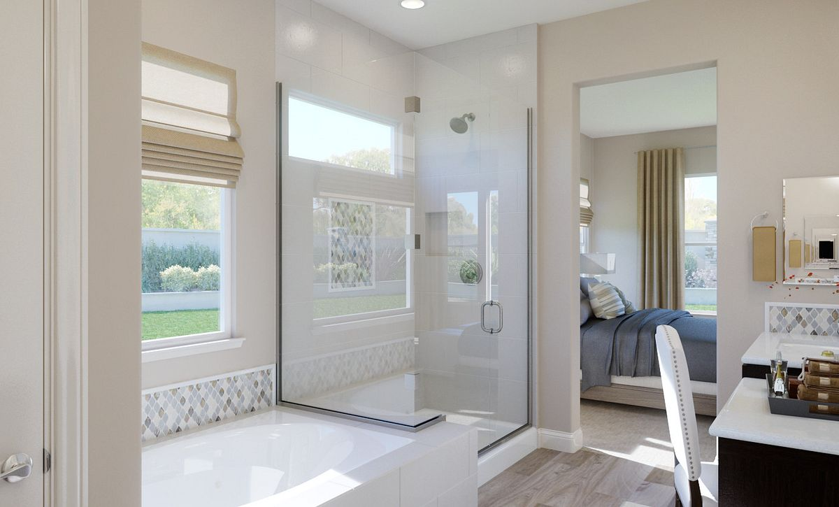 Trilogy Rio Vista Verano Master Bathroom