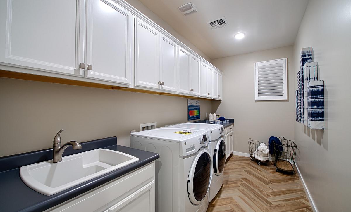 Plan 4012 Laundry Room