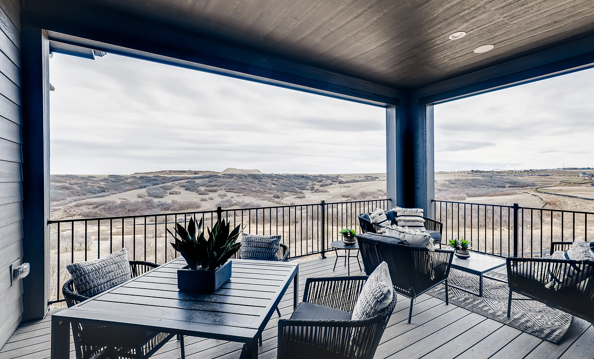 Canyons Retreat Enclave Covered Deck