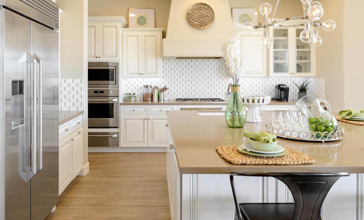 Genova Model Kitchen