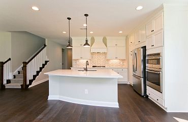 Trilogy at Lake Frederick Quick Move-In Home Aspen Plan Kitchen
