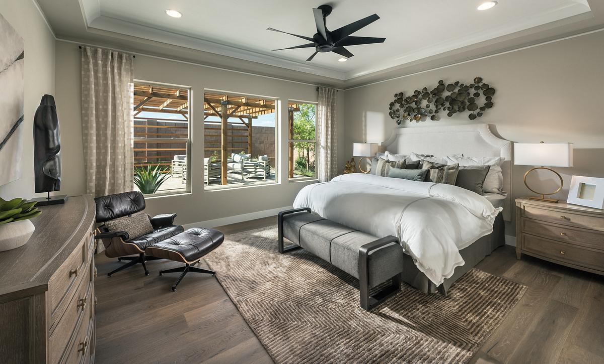 5581 Flourish Master Bedroom