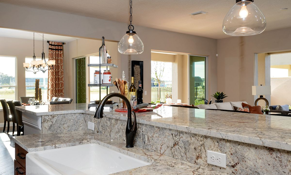 Trilogy Orlando Enchant Plan Kitchen