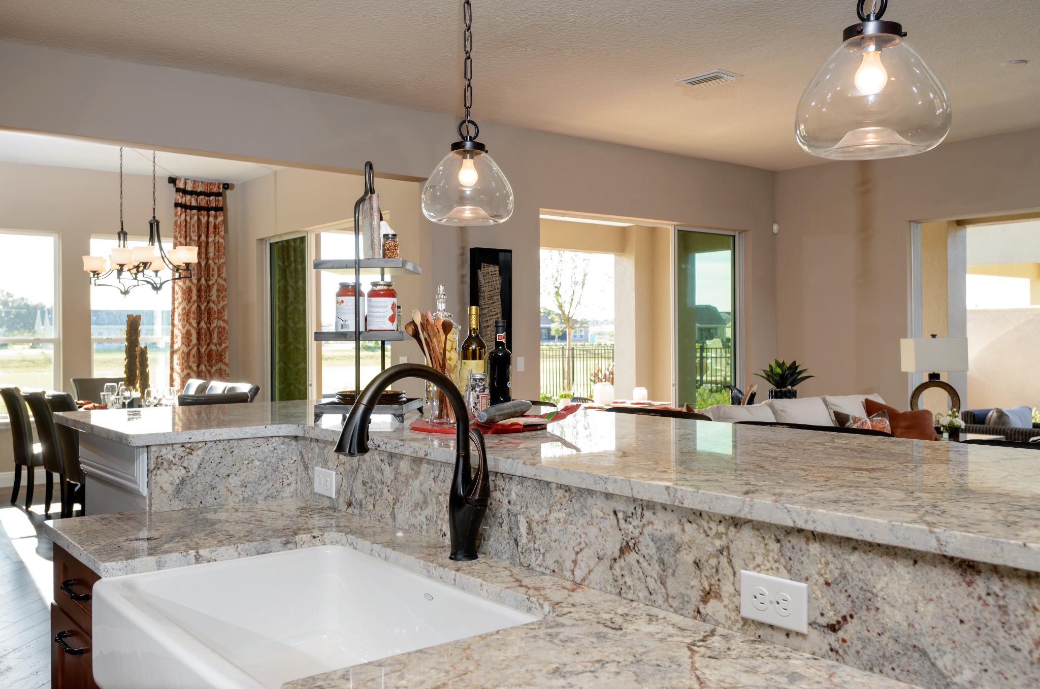 Trilogy Orlando Enchant Plan Kitchen