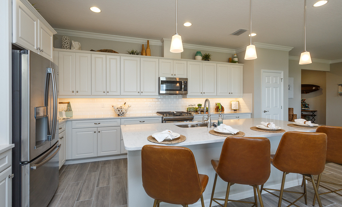 Trilogy Orlando Liberty Model Home Kitchen