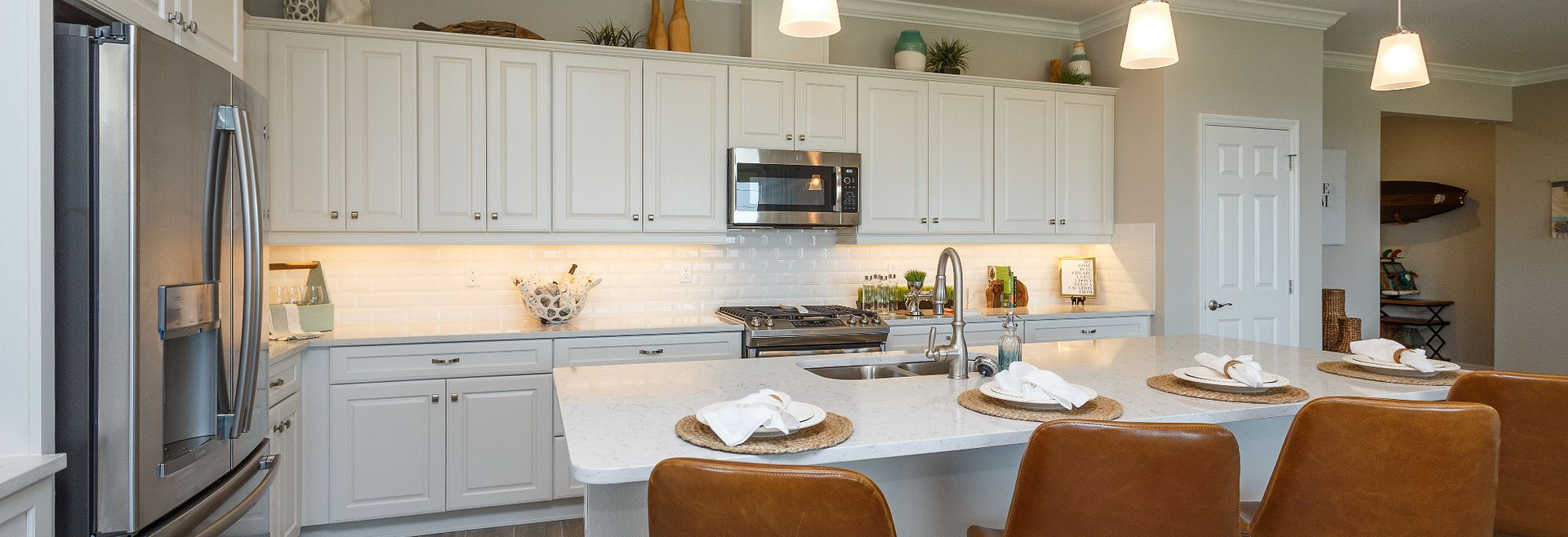 Trilogy Orlando Liberty Model Home Kitchen