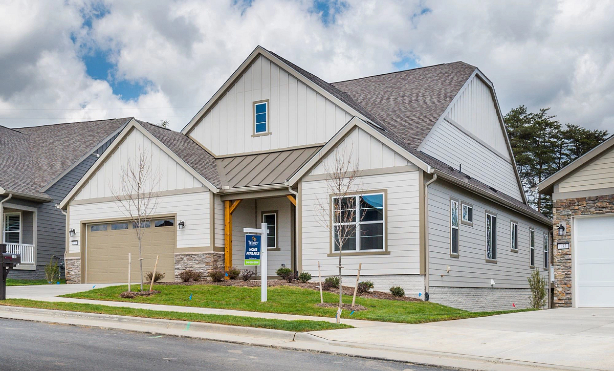 Trilogy Lake Frederick Evoke Quick Move In Exterior