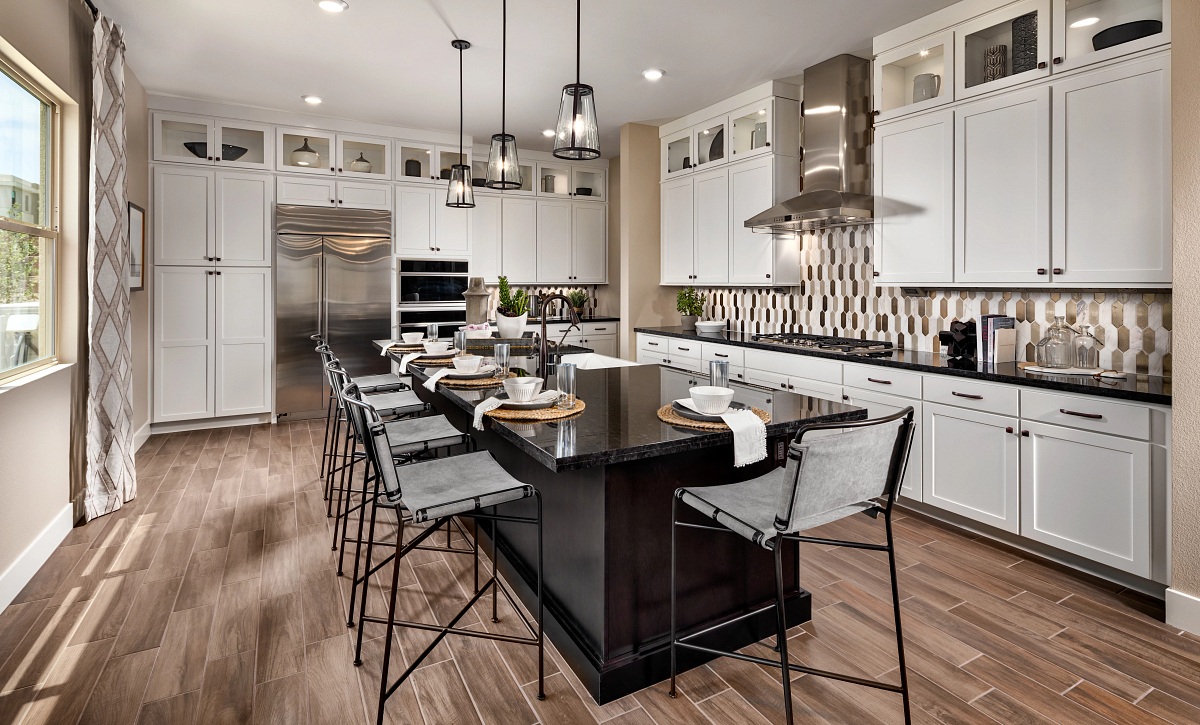 Trilogy Summerlin Luster Kitchen