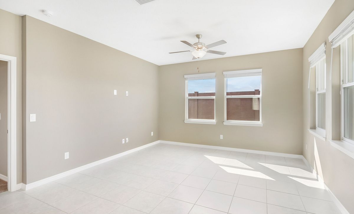 Trilogy at Ocala Preserve Quick Move In Home Muros Plan Great Room