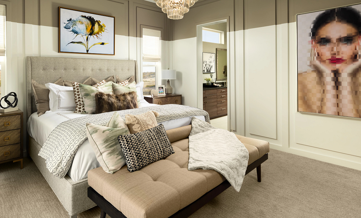 Canyons Reserve Traditions Master Bedroom
