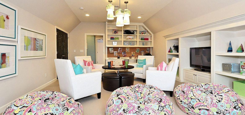 Silverado Plan Bonus Room