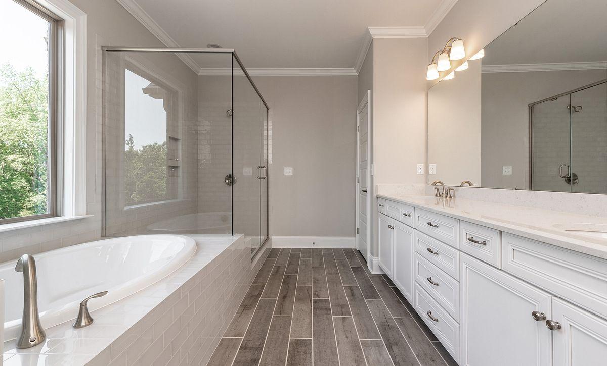 Magnolia plan Owner's Bath