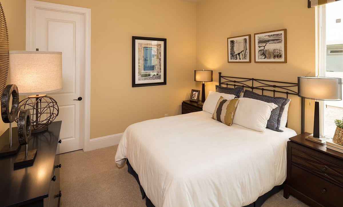 Plan 6015 Secondary Bedroom