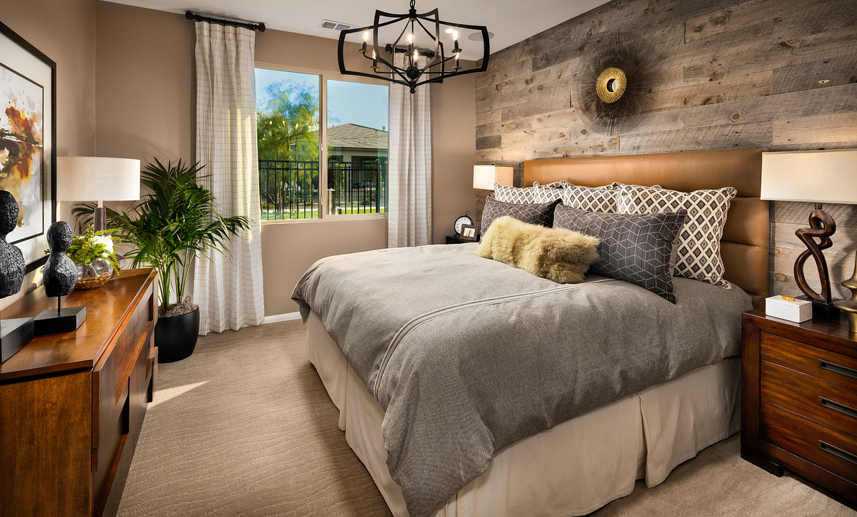 Trilogy Polo Club Muros Master Bedroom