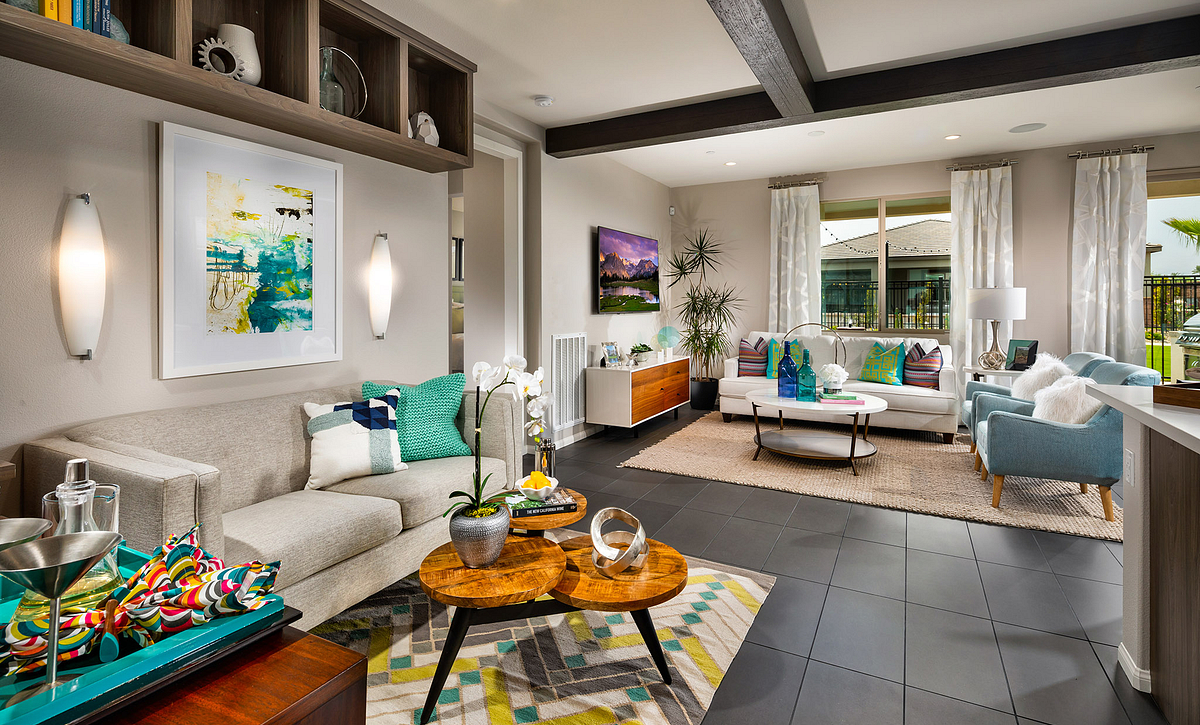 Trilogy Polo Club Aria with Loft Living Space