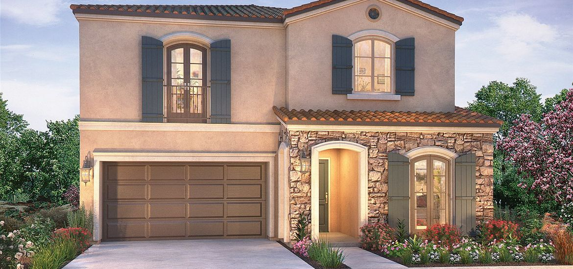 Padova at Orchard Hills Plan 4x Exterior