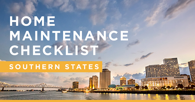 Blog_Home_Maintainance_Checklist_Southern_States