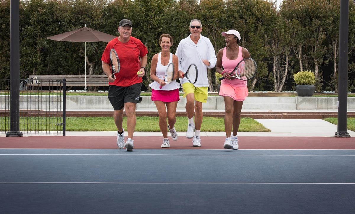 Trilogy Monarch Dunes Homeowner Tennis Group