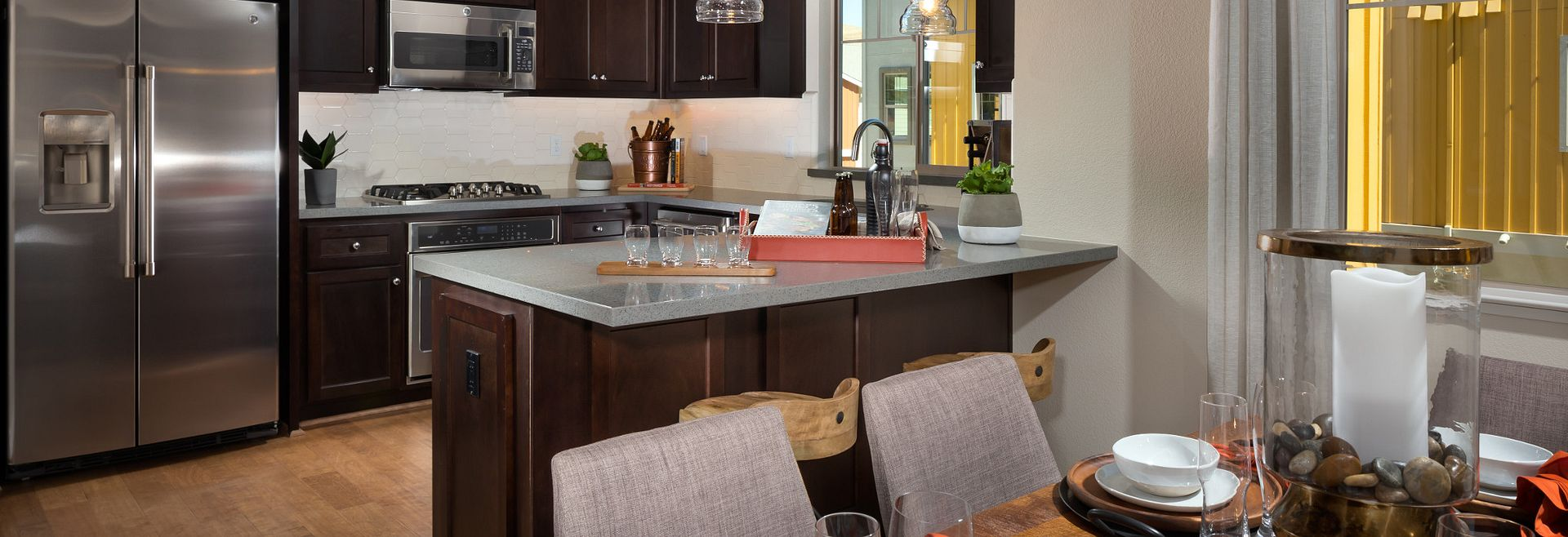 Sage Synergy Plan 1 Livermore Kitchen