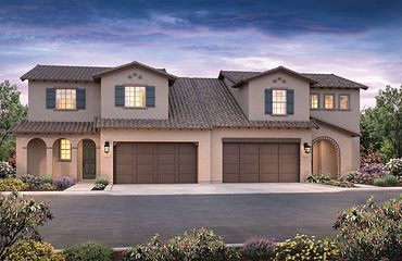 Shea Homes Rice Ranch Verbena Exterior