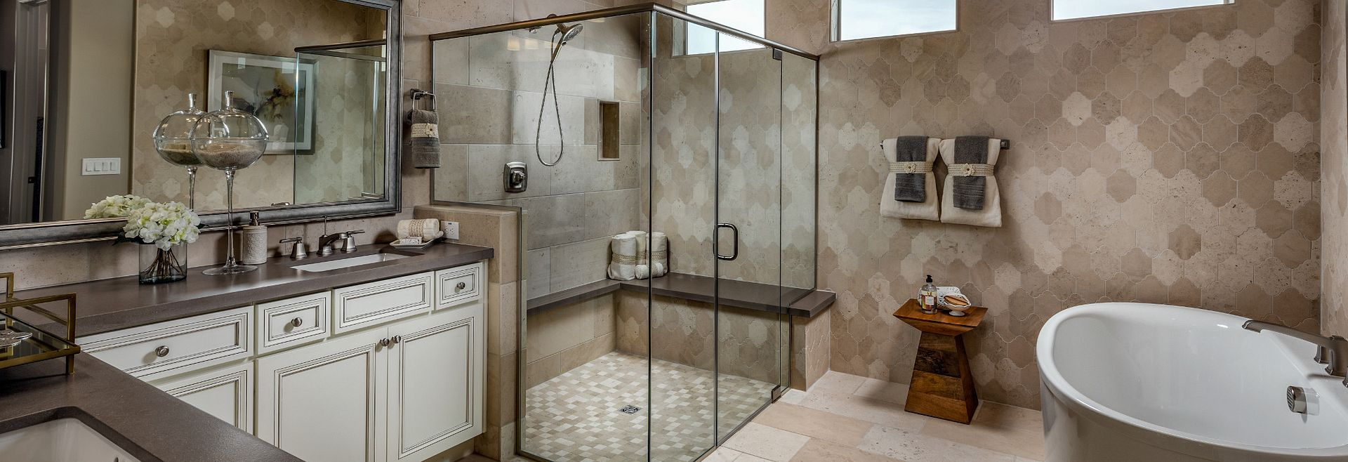 Latigo Model Master Bath