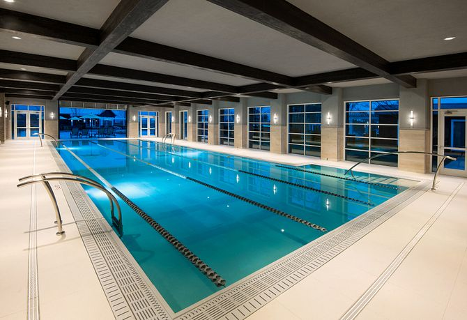 Trilogy Lake Norman Club Indoor Pool