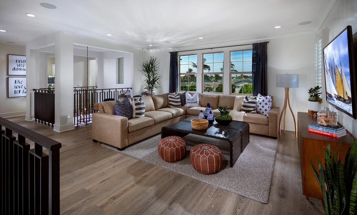 Parkside Estates Plan 4 Bonus Room