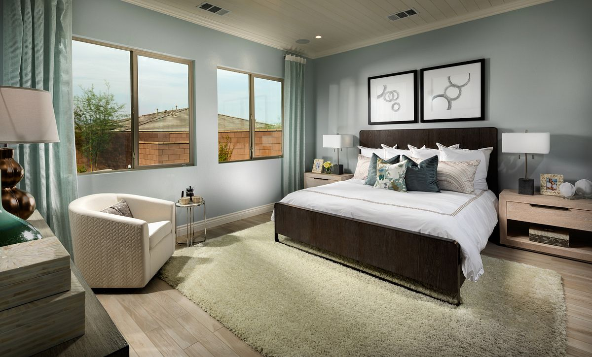 Trilogy Polo Club Proclaim Master Bedroom