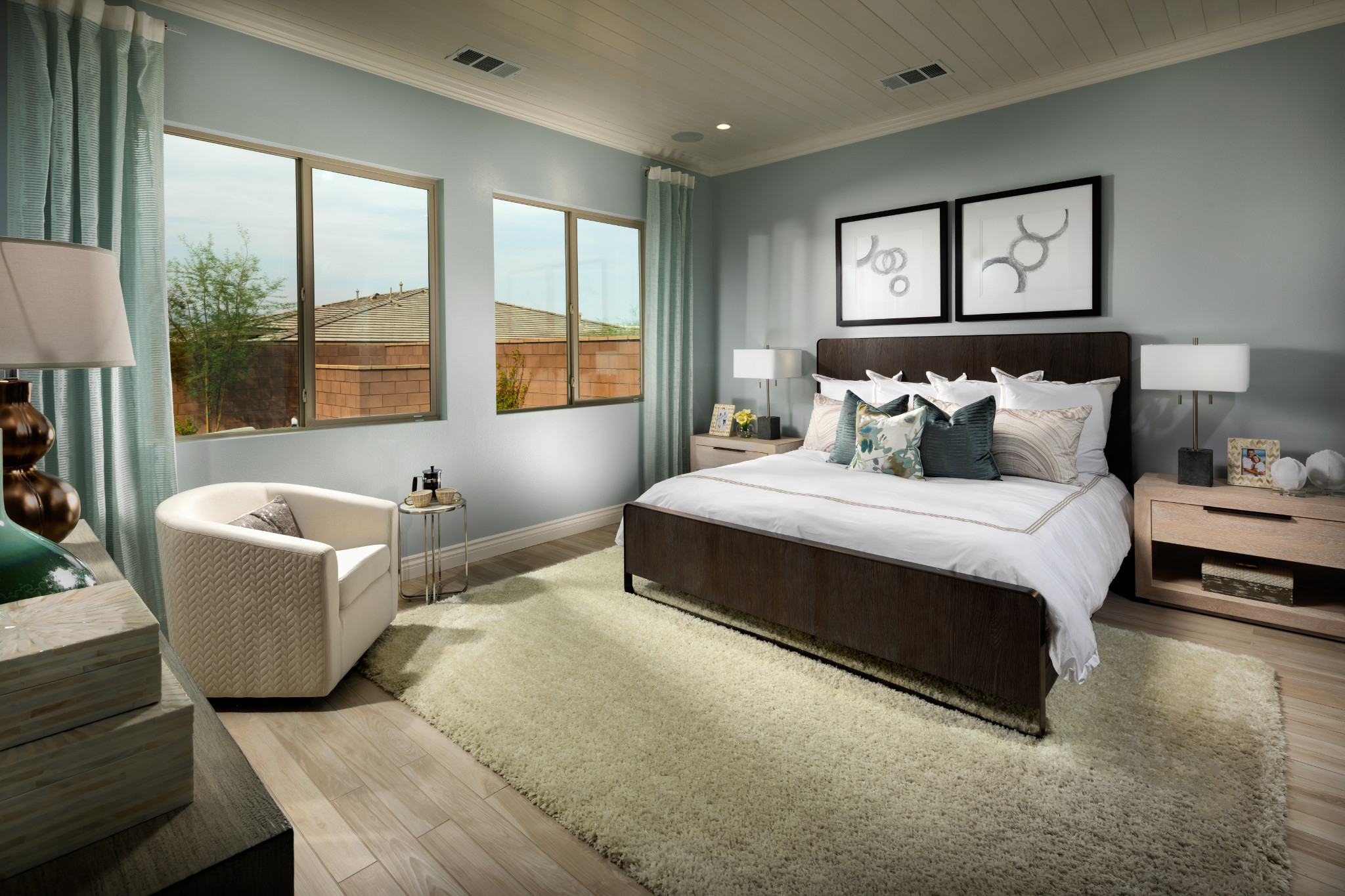 Trilogy Polo Club Proclaim Master Bedroom