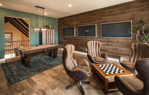 Plan 6020 Game Room