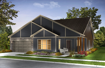 Trilogy at Lake Frederick Quick Move In Ascend Exterior
