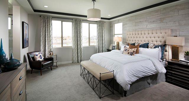 Plan 4584 Excite Master Bedroom