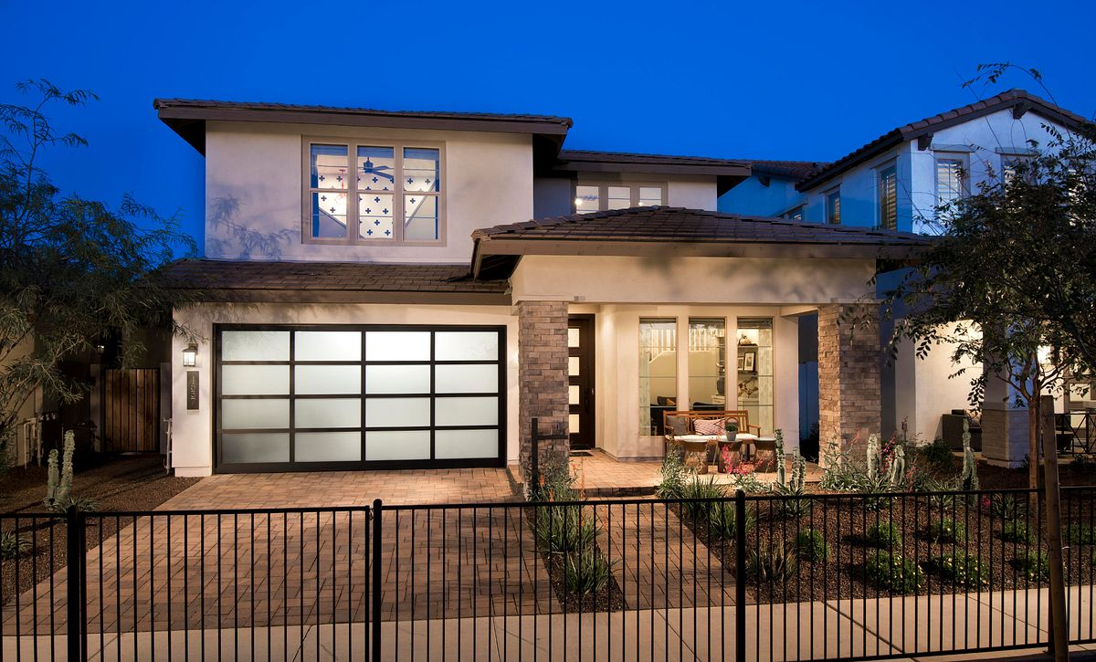 Ambition at Recker Pointe Hope Model Exterior