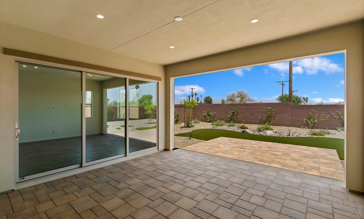 Trilogy Polo Club Excite Covered Patio