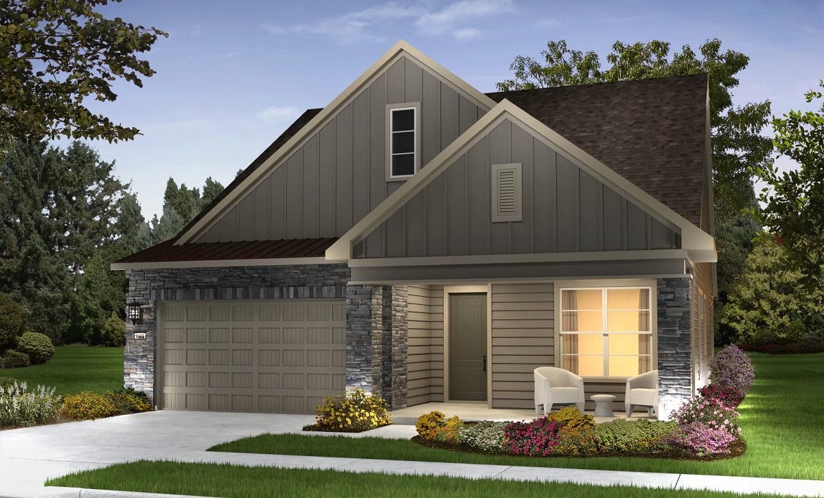 Trilogy at Lake Frederick Aspen Quick Move iN Exterior