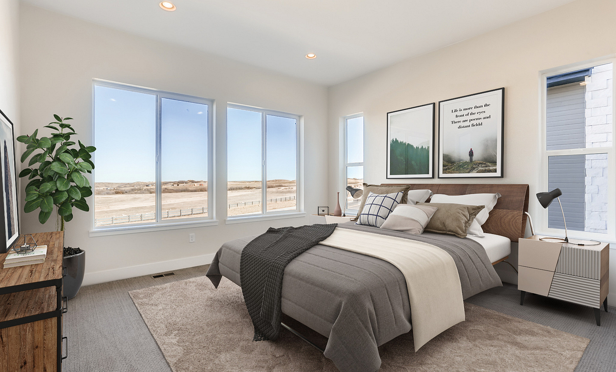 Canyons Gallery Avery Master Bedroom