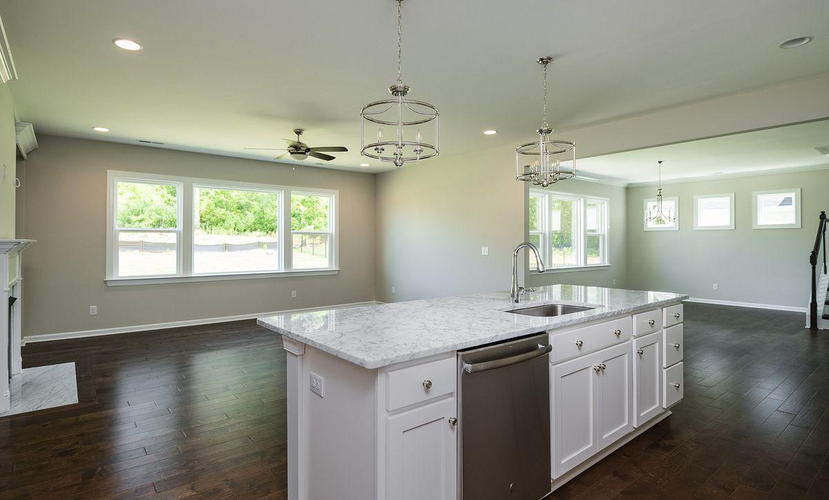 Kingston Kitchen, Family & Dining Room