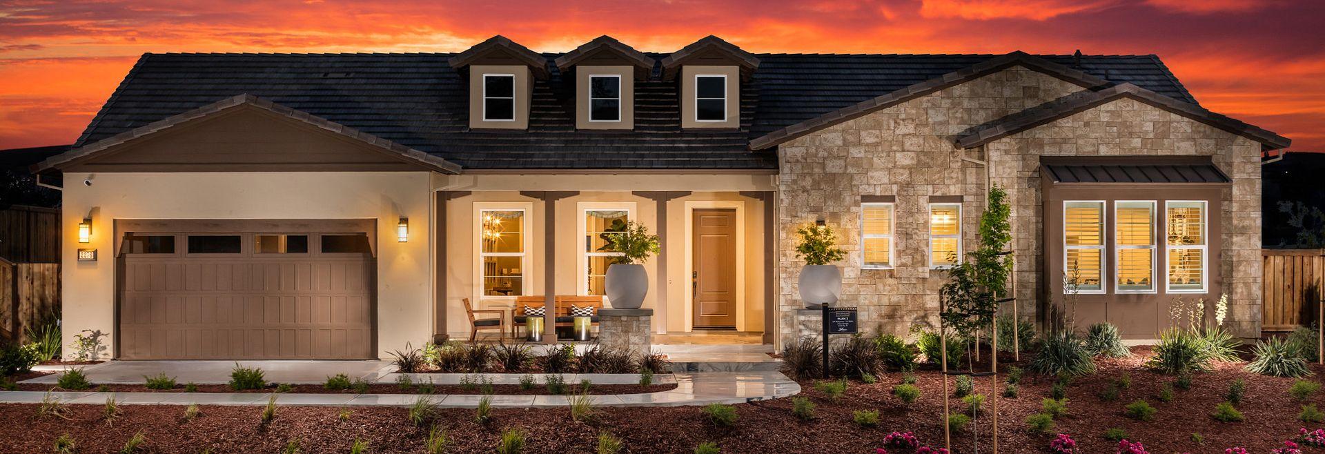 Vista Dorado Plan 3 Exterior