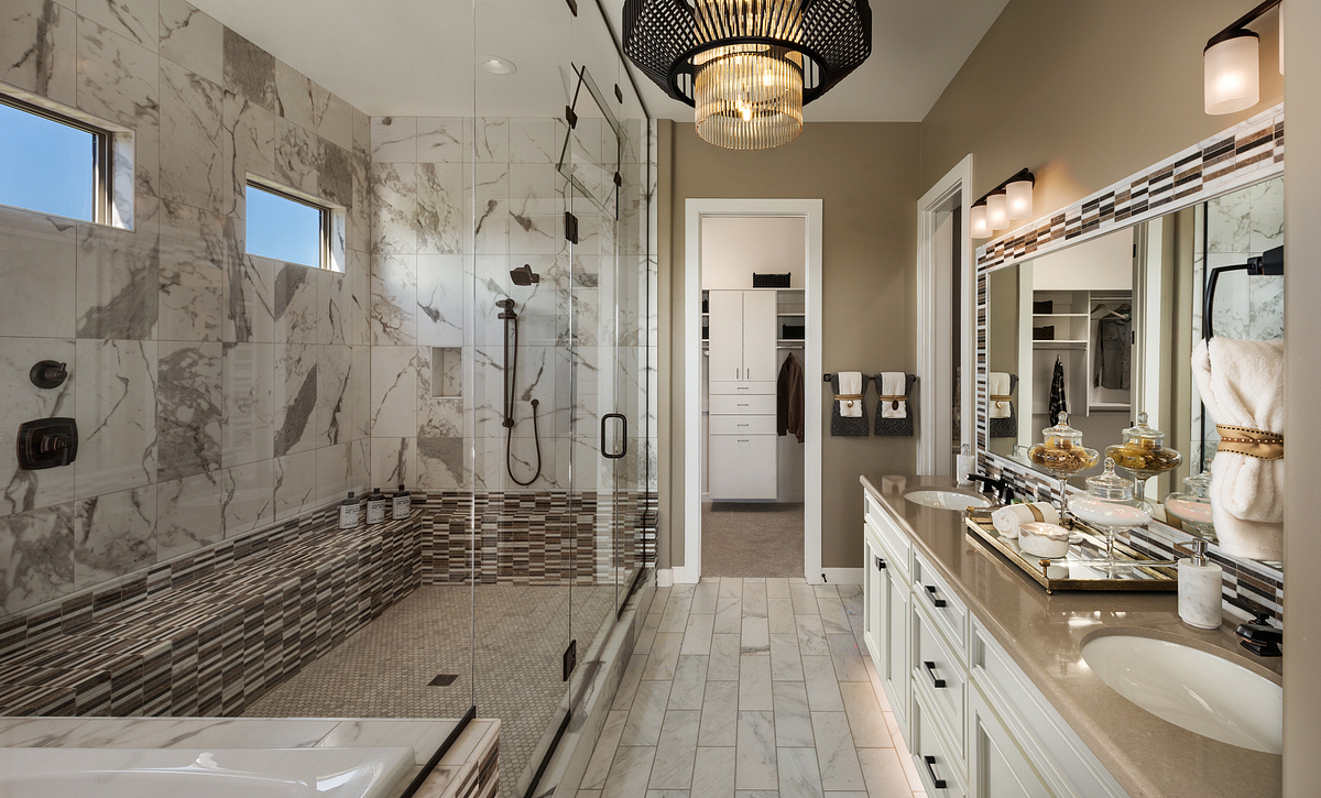 Cordoba Model Master Bathroom