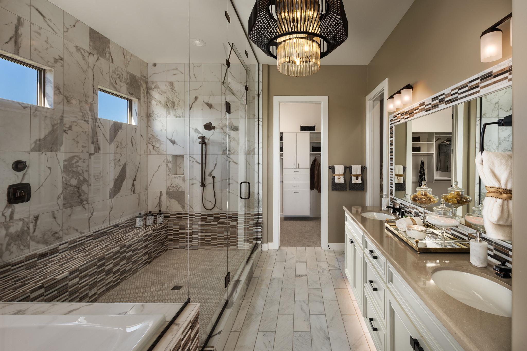 Cordoba Model Master Bathroom