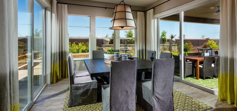 Vista Dorado Plan 3 Dining Room