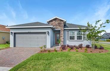 Trilogy at Ocala Preserve Affirm Model Home Exterior