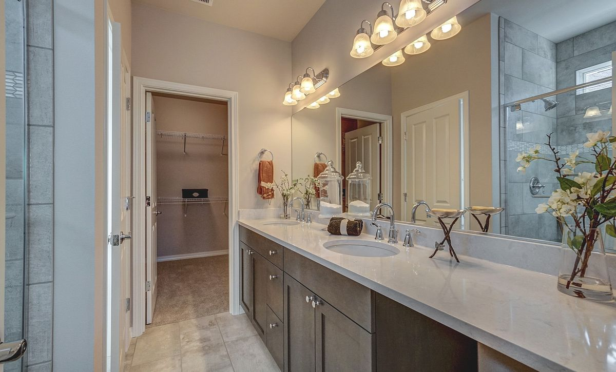 Trilogy Tehaleh Lot 4128 Master Bathroom