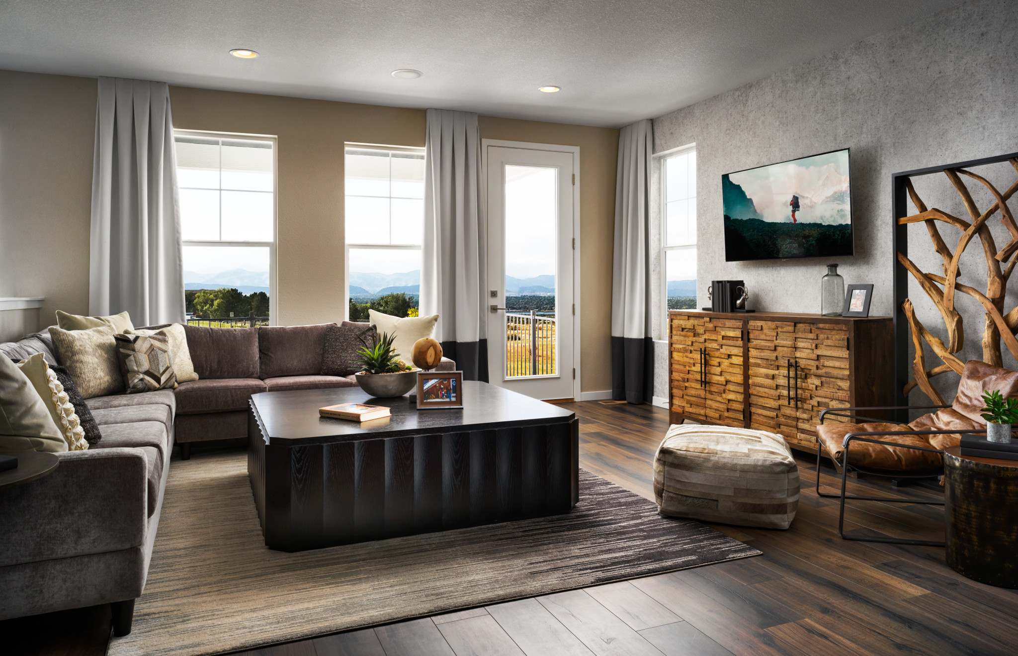 Crescendo at Central Park Plan 2201 Great Room