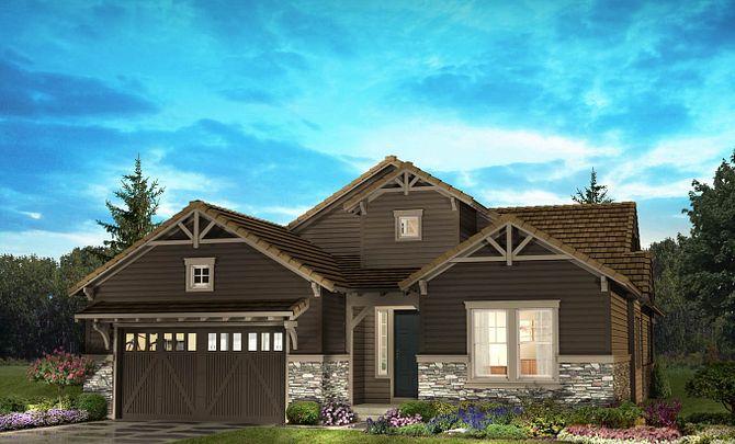 4501 Sunshower Exterior A: BackCountry Ranch
